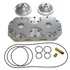 ADA Kawasaki 800SXR Billet Head with 32cc Domes
