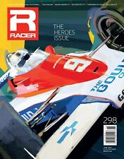 Racer Magazine The Heroes Issue 298 June 2019 F1