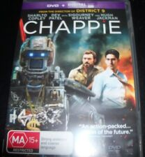 Chappie (Aust Region 4) DVD – Like New