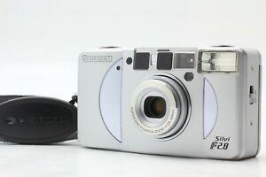 [TOP MINT] Fuji Fujifilm Silvi F2.8 Silver Point & Shoot 35mm Film Camera JAPAN