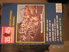 **a 39/45 Magazine n°40 Saint Lô / 2e panzerdivision en Normandie