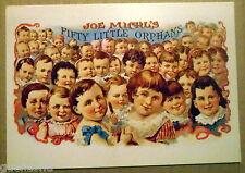 Carte postale Etiquette boite de cigares, Cigarbox label Joe Michl's   postcard