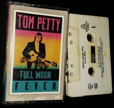 Tom Petty Full Moon Fever Free Fallin I Won't Back Down Runnin Down a Dream TAPE