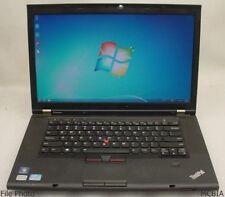 Lenovo ThinkPad T530 Intel Quad Core i7-3740QM 2.7Ghz Laptop 16GB/256GB SSD/Win7
