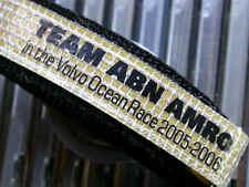 Volvo Ocean Race Hook Loop Dive Watch Band Strap 20mm Winner ABN/AMRO NEW