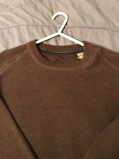 Mens Tommy Bahama Tan Sweater Pull Over XL size