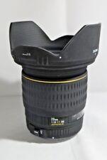 Obiettivo Sigma 20mm f/1.8 EX DG per Canon