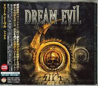 DREAM EVIL-SIX-JAPAN CD BONUS TRACK F83