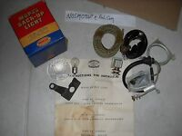 NOS MOPAR 1949 DODGE D30 BACK UP LITE ASSY WITH GYRO MATIC 1302453