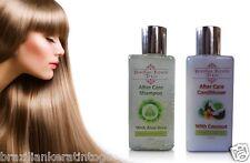 Brazilian Keratin Treatment Post Shampoo/Conditioner SALT/SLS FREE 4Damaged Hair