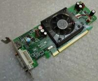 256Mb Dell 0F343F F343F Radeon HD 3450 HDMI DVI Pcie Carte Graphique Vidéo