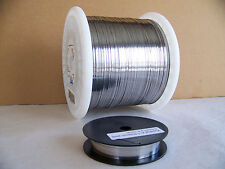"Kanthal A-1  Ribbon resistance heating wire 0.5mm  X 0.1mm /.020"" X .004""  50 ft"