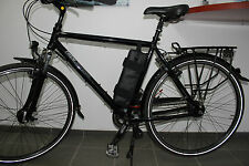 Rahmentasche + Fahrradakku  36V 10Ah  LiFePo4 Elektrofahrrad Pedelec E-Bike