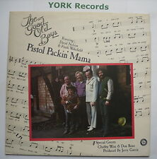 GOOD OLD BOYS - Pistol Packin' Mama - Excellent Con LP Record Round UAS 29951