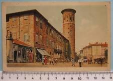 cartolina lombardia - Merate Castello - Lecco V1028