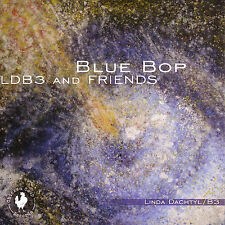 FREE US SHIP. on ANY 2 CDs! ~LikeNew CD Linda Dachtyl: Blue Bop