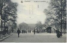 Charleroi Sud La gare 1912