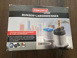 Powerfix bunsen-laborbrenner