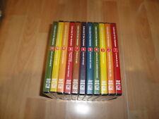 COLECCION EL SER HUMANO SERIE DOCUMENTAL DE LA BBC CON 11 DISCOS EN DVD NUEVO