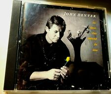 The Flower That Shattered The Stone by John Denver (CD 1990 Windstar)