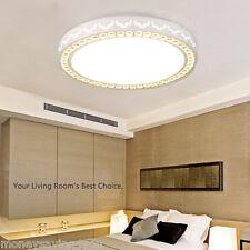 1859LM LED Plafonnier Eclairage Panneau Lampe de Lustre 3000-6500K +Télécommande