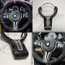 BMW M Sport M2 M3 M4 M5 M6 X5M X6M sterzo di carbonio vero Taglia M Performance
