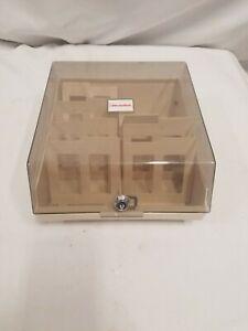 "Vintage MediaMate 3.5"" Floppy Disk Case Organizer  Storage"