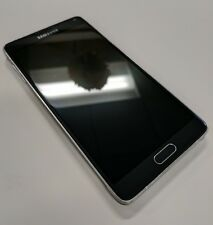 SAMSUNG GALAXY NOTE 4 AT&T 32GB Grey Smartphone ANDROID GOOGLE 4G LTE - Works!