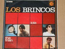 """LOS BRINCOS -Lola- 7"""" 45"""