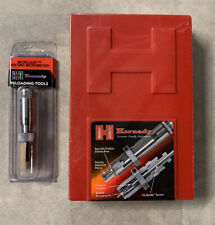 Hornady Custom Grade 223 Remington, FL Die Set, Micrometer Seating, Quick Ship!