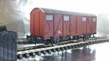 * Lima HL6014 Closed Wagon (Box Van) FS HO 1:87