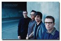 WEEZER MUSIC ROCK GROUP POSTER NEW 22x34 FAST FREE SHIPPING