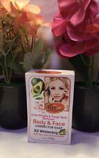 Veetgold Exclusive Whitenizer Soap. Acne Pimple & Tough Spot Remover. Body&Face