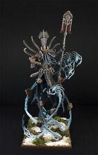 Warhammer edad de Sigmar Condes Vampiro Nagash Señor Supremo de los muertos vivientes Pintado