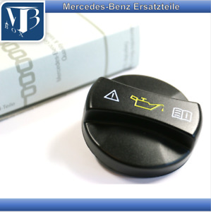 Original Mercedes-Benz Öldeckel verwendbar für A-B-C-E-G Klasse SL SLK CLK CLS