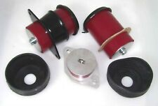 VW Golf 3 Motorlager Kit PU Shore 80 rot vormontiert