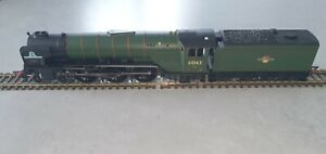 Hornby Class A1 Tornado. This locomotive has only been out of the box for photos
