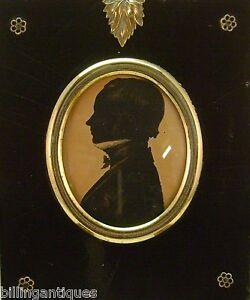 SILHOUETTE OF PHILIP LAWSON W.SEVILLE (ATTRIB) C1835)