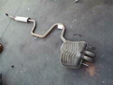 SAAB 9 3 MUFFLER 2.0LTR TURBO, SEDAN 10/02-10/07