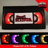📼 Retro USB VHS Lamp | LED Mood Night Light, Marvel Deadpool Xmas Gift