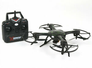 FQ777-955C Scorpius (Ready to Fly) Drone w/ 720p Camera (Mode 2)