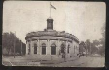 Postcard KINGSTON New York/NY  Post Office Building view 1907