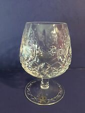 "Rogaska GALLIA Crystal Brandy Goblet Snifter Balloon Glass 5 1/4"" T 11 Available"