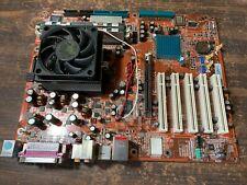 ABIT Computer NF8-V , Socket 754, AMD Motherboard WITH CPU AND 1GB RAM