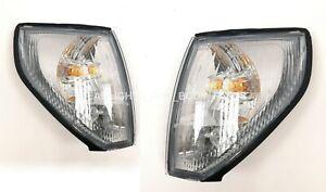 Corner Light 2PCS Turn Signal LEFT,RIGHT fits TOYOTA Land Cruiser FJ90 Prado 97-