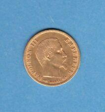 (F.78) 5 FRANCS OR NAPOLÉON III 1859 A (TTB+