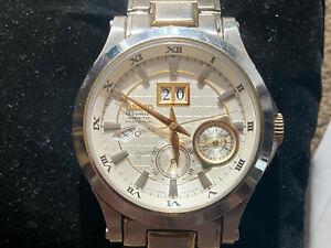 Seiko Premier Kinetic watch