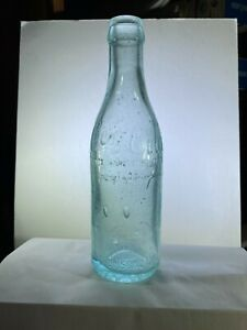 THOMSON, GA. SSB SCRIPT COCA-COLA STRAIGHT SIDE  BOTTLE 4-04