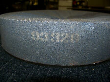 "Abrasive Wheel 12"" X 2 1/2"" X 2 1/2"" with 3 Threaded Holes on Back 5/8 93320"