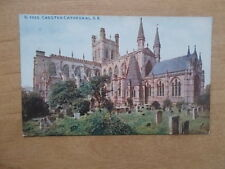 VINTAGE POSTCARD - CATHEDRAL S.E. - CHESTER